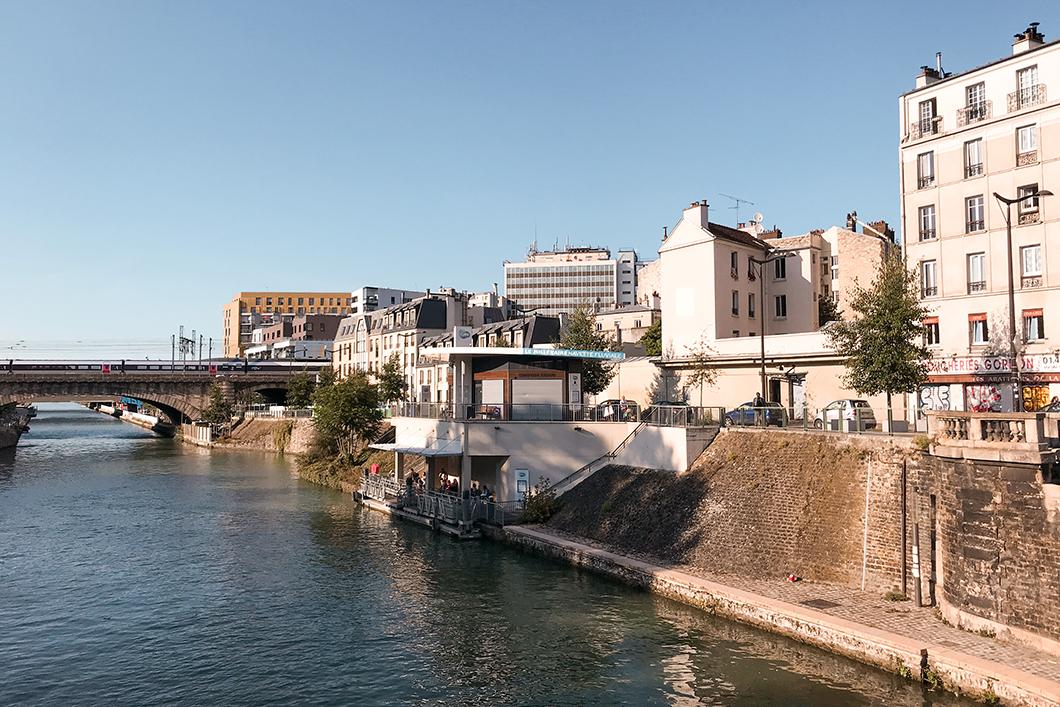 Quai de la Gironde