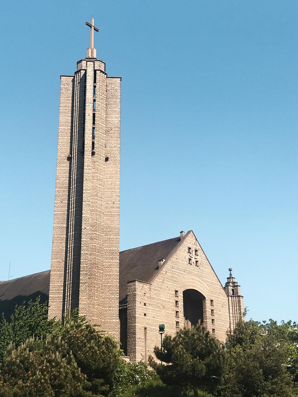 Église Notre-Dame-de-Fatima à Paris