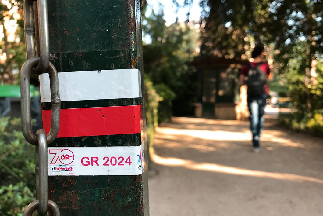 Faire la randonnée parisienne le GR 75