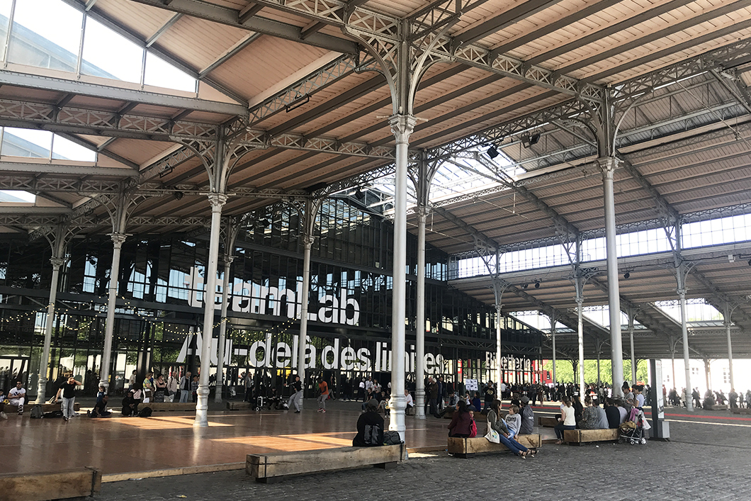 Grande Halle de la Villette