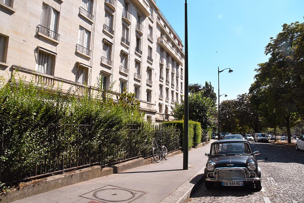 Découvrir Paris avec la rando GR 75