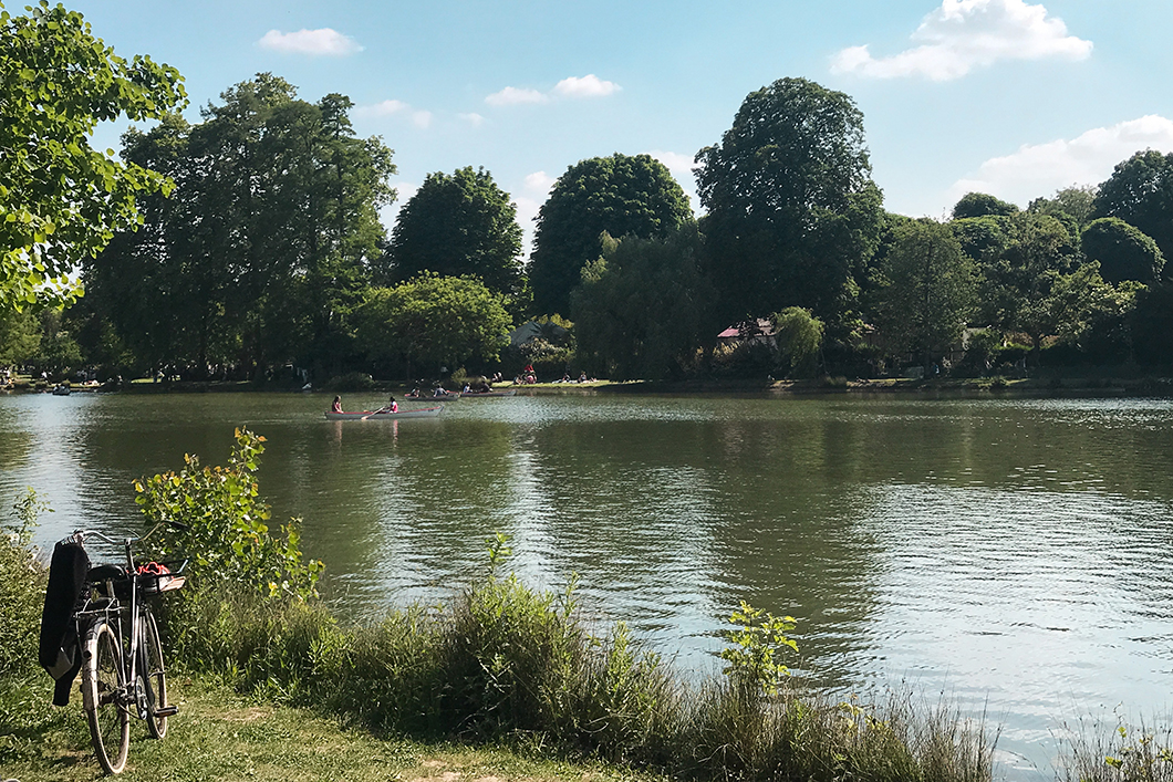 Randonnée au Bois de Vincennes à Paris