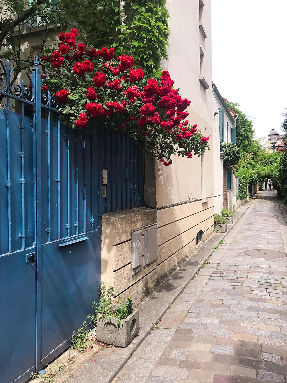 Passage Bourgoin, les jolies rue du 13eme à Paris