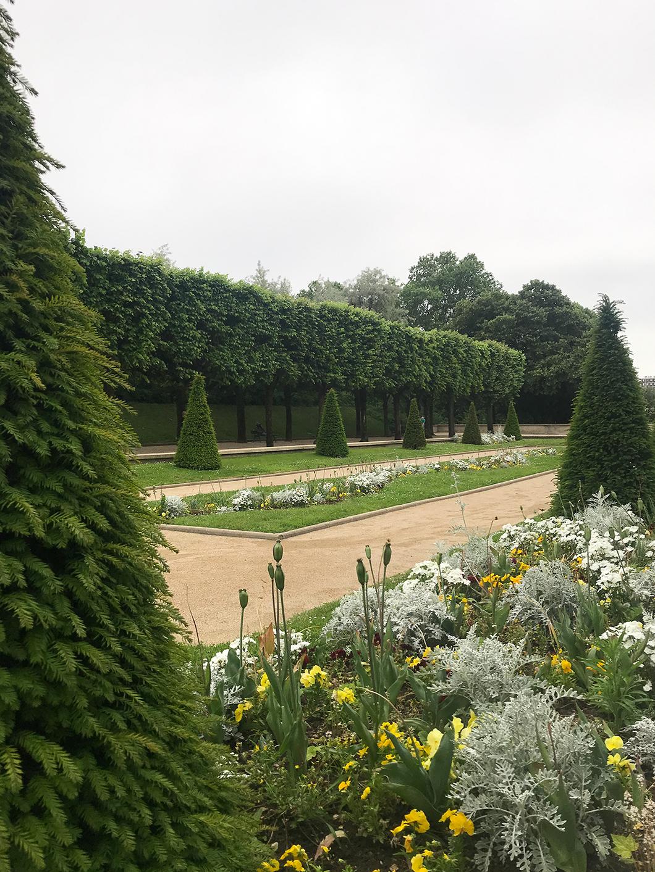 Le Jardin de la Poterne-des-Peupliers à Paris