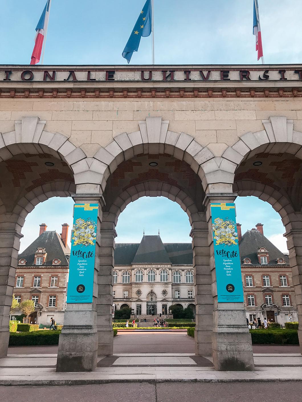 Cité U à Paris, Randonnée GR 75