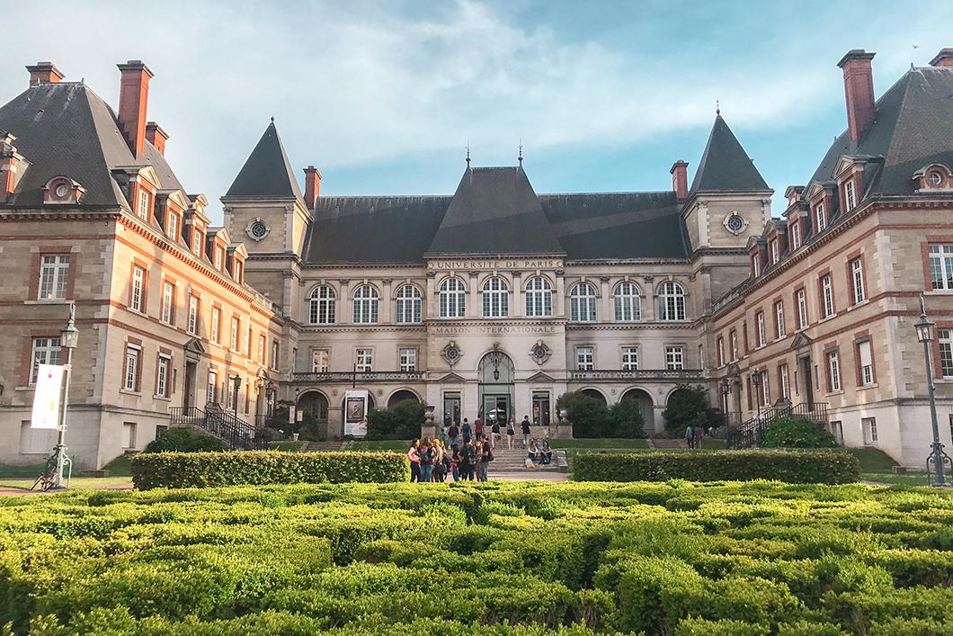 La Cité Universitaire de Paris