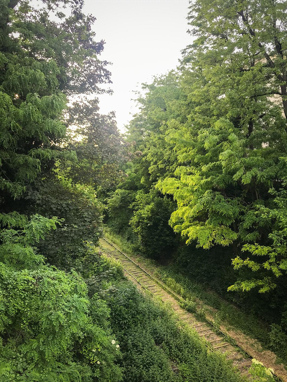 Randonnée GR 75 dans les espaces verts de Paris 80