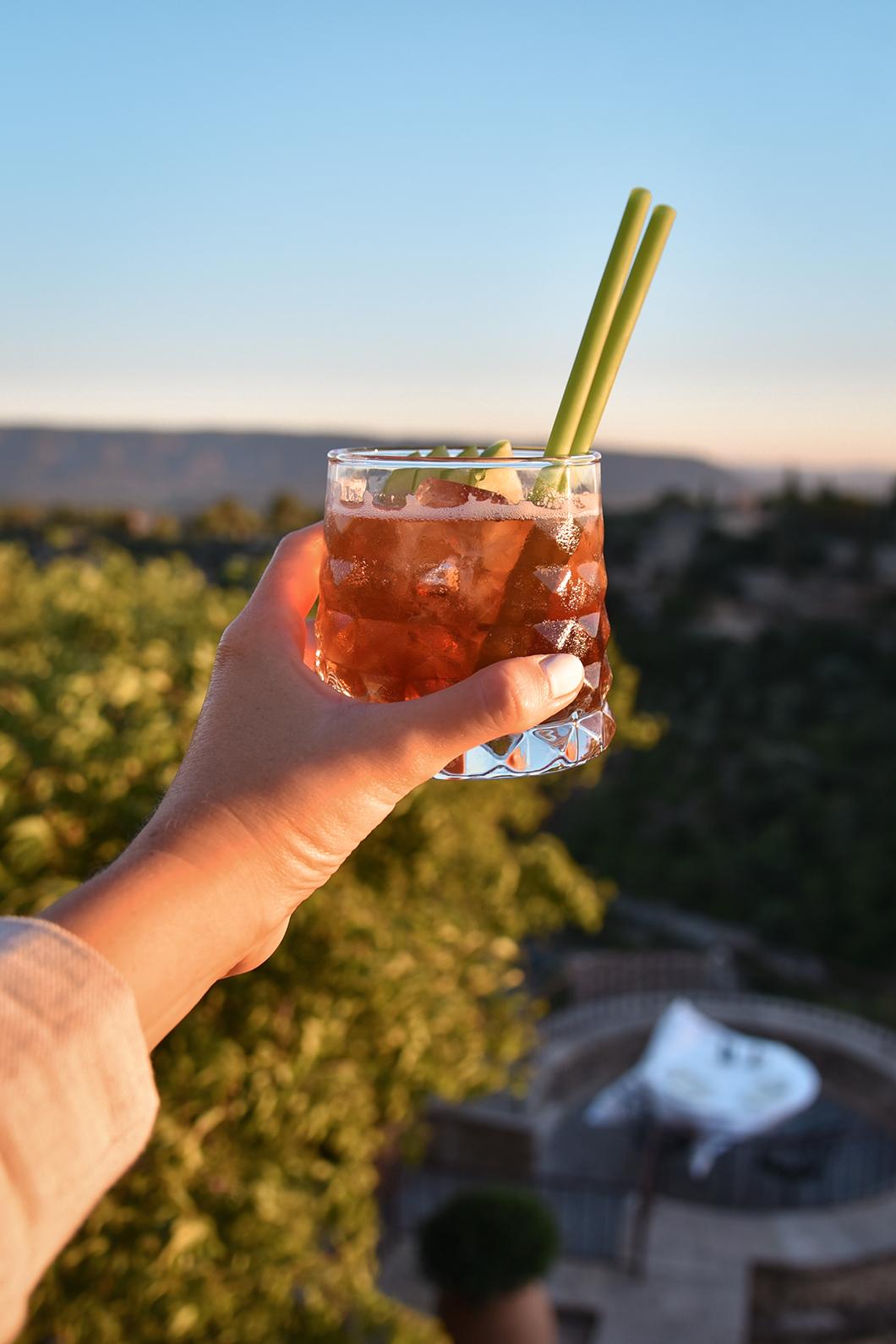 Où boire un verre avec vue à Gordes ? Bastide de Gordes