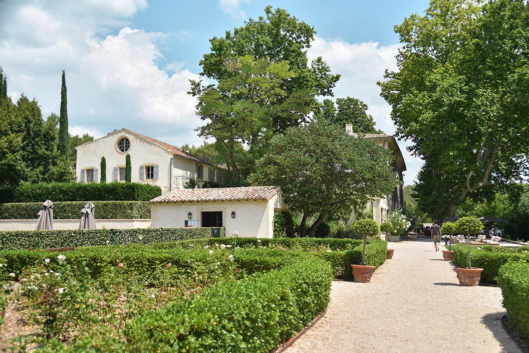Domaine de Fontenille, bonne adresse à Lauris dans le Luberon