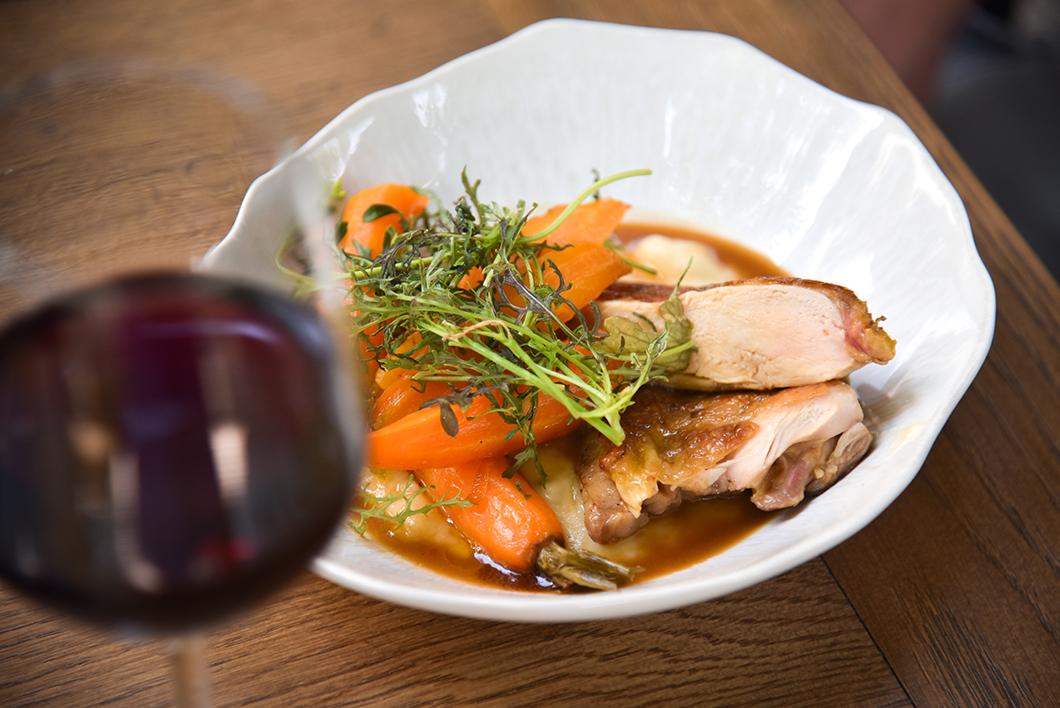 Où manger dans le Luberon ? La Cuisine d'Amélie