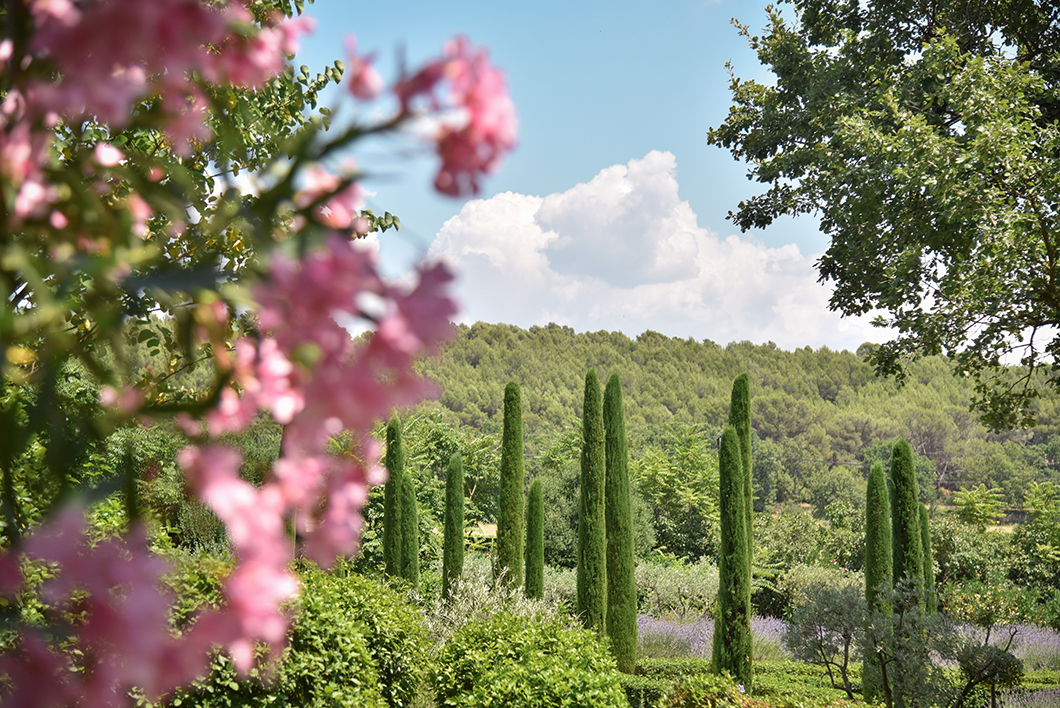 Les jardins du Domaine de Fontenille