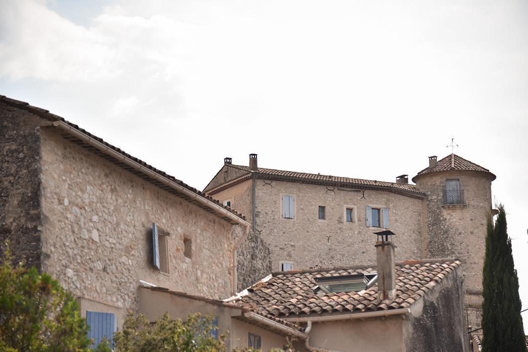 Bastide des Jourdans, village incontournable dans le Luberon