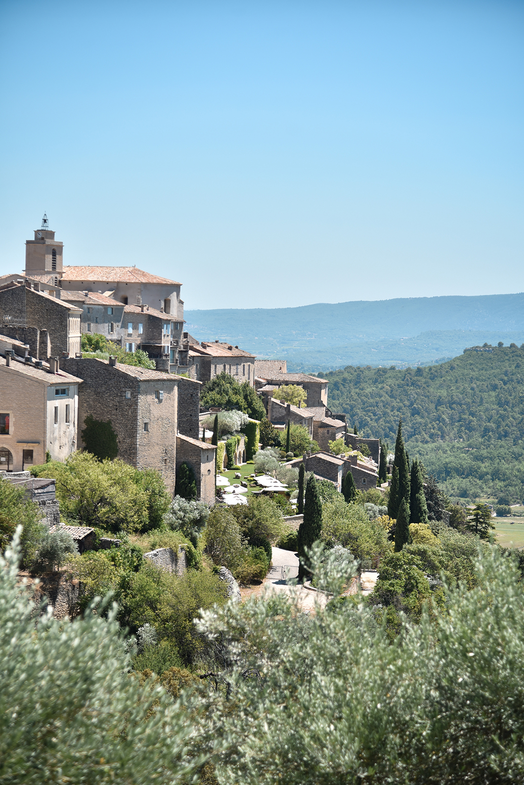 Top des restaurants à Gordes