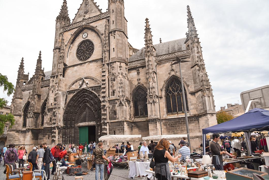 Découvrir le marché Saint-Michel, incontournable à Bordeaux