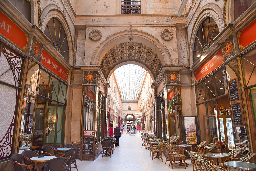 Découvrir la Galerie Bordelaise, incontournables à visiter à Bordeaux