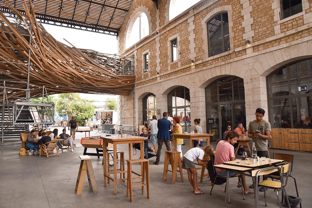 Que faire à Bordeaux ? Visiter le Darwin Eco Système