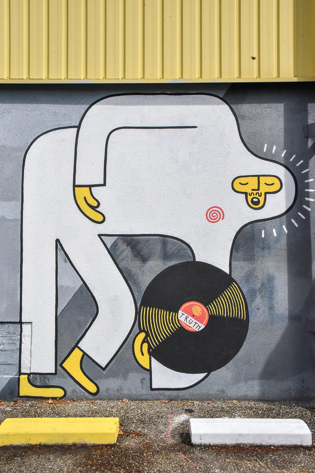 Découvrir le street art de Bordeaux