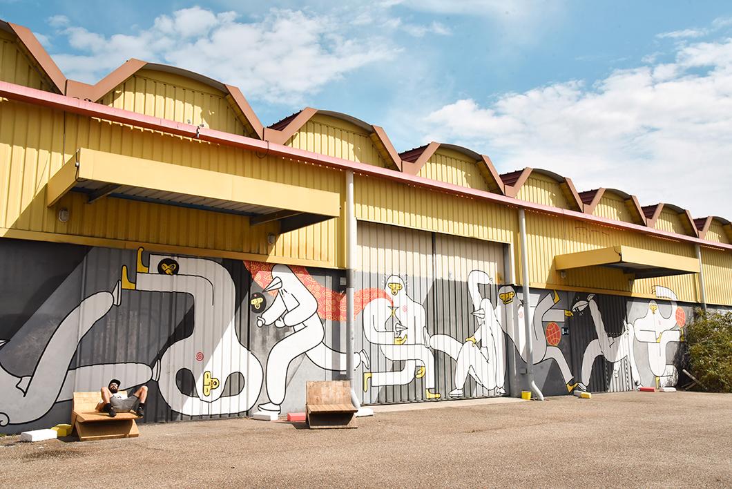 Que faire à Bordeaux ? Admirer le street art de Bordeaux
