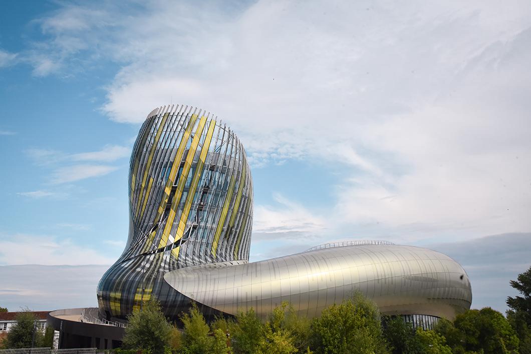 Programme de 2 jours à Bordeaux, Visiter la Cité du Vin