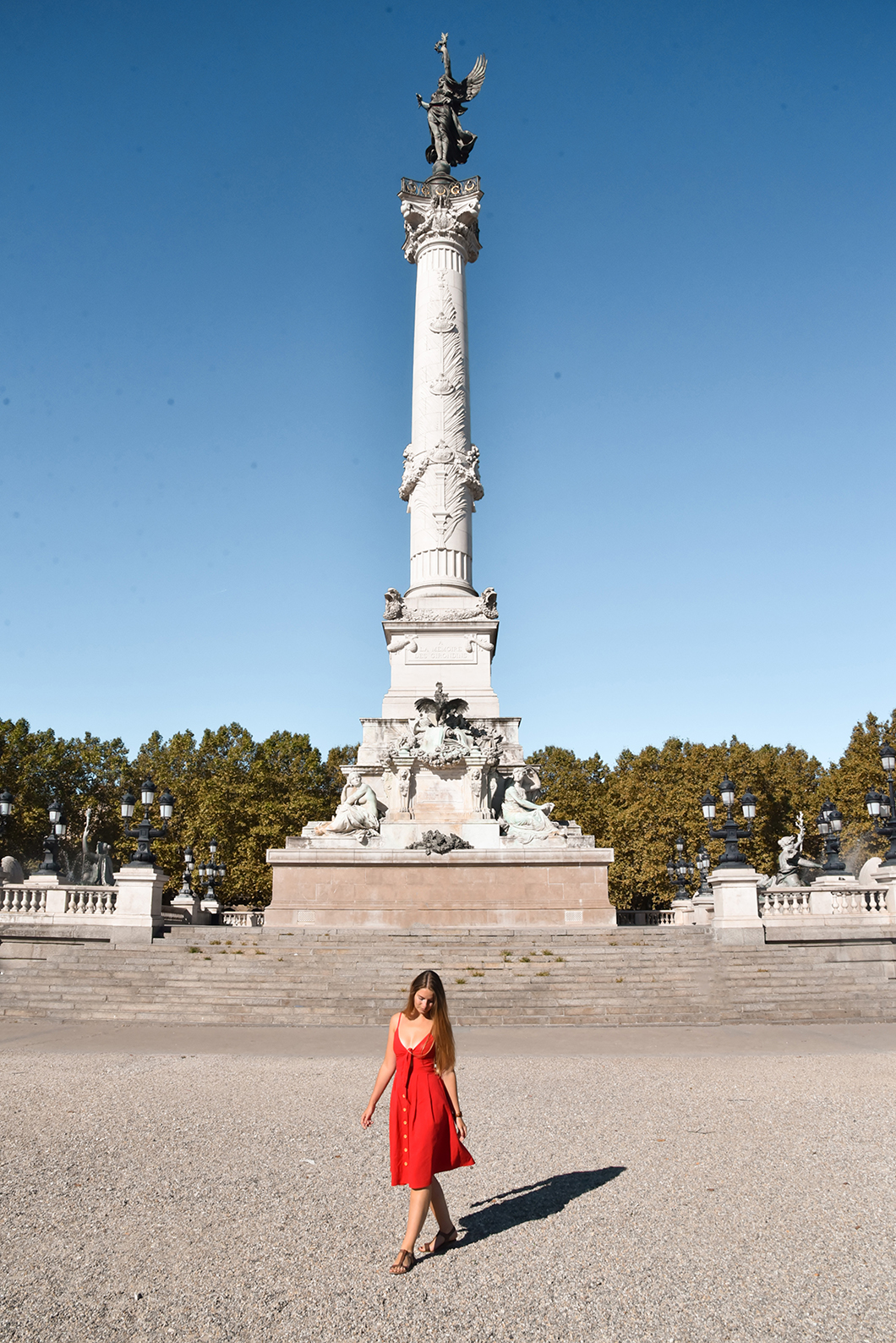 Que faire à Bordeaux ? Découvrir le Monument aux Girondins