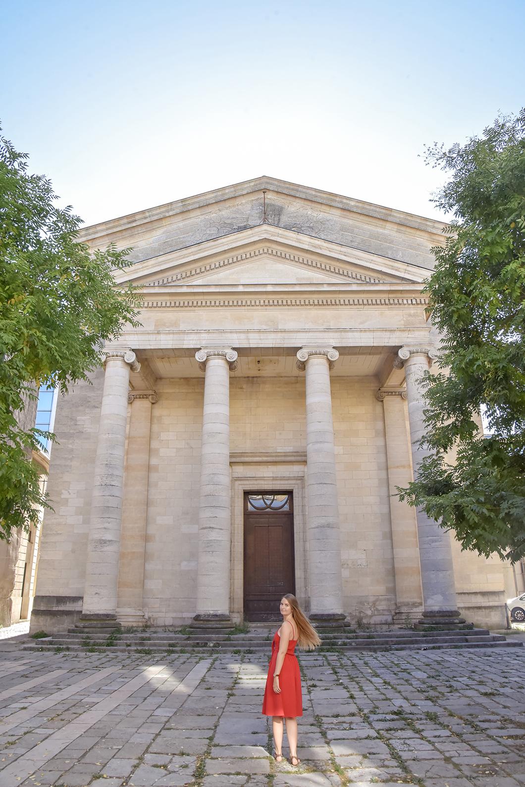 Découvrir le Temple des Chartrons, incontournable à visiter à Bordeaux
