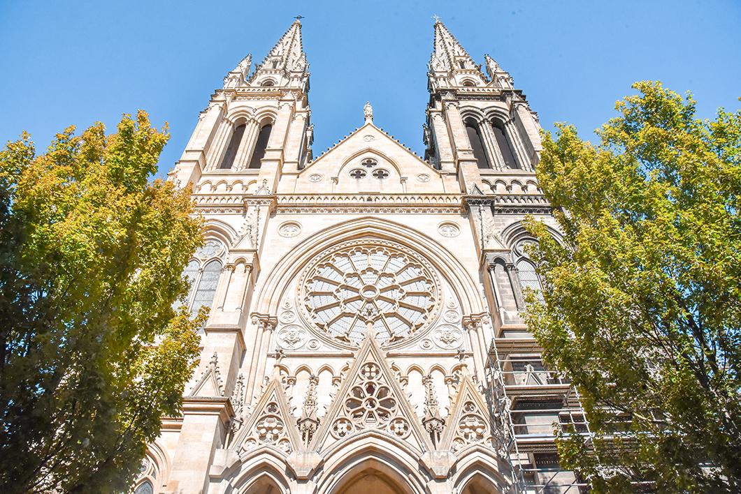 Que faire à Bordeaux ? Visiter l'Église Saint-Louis des Chartrons