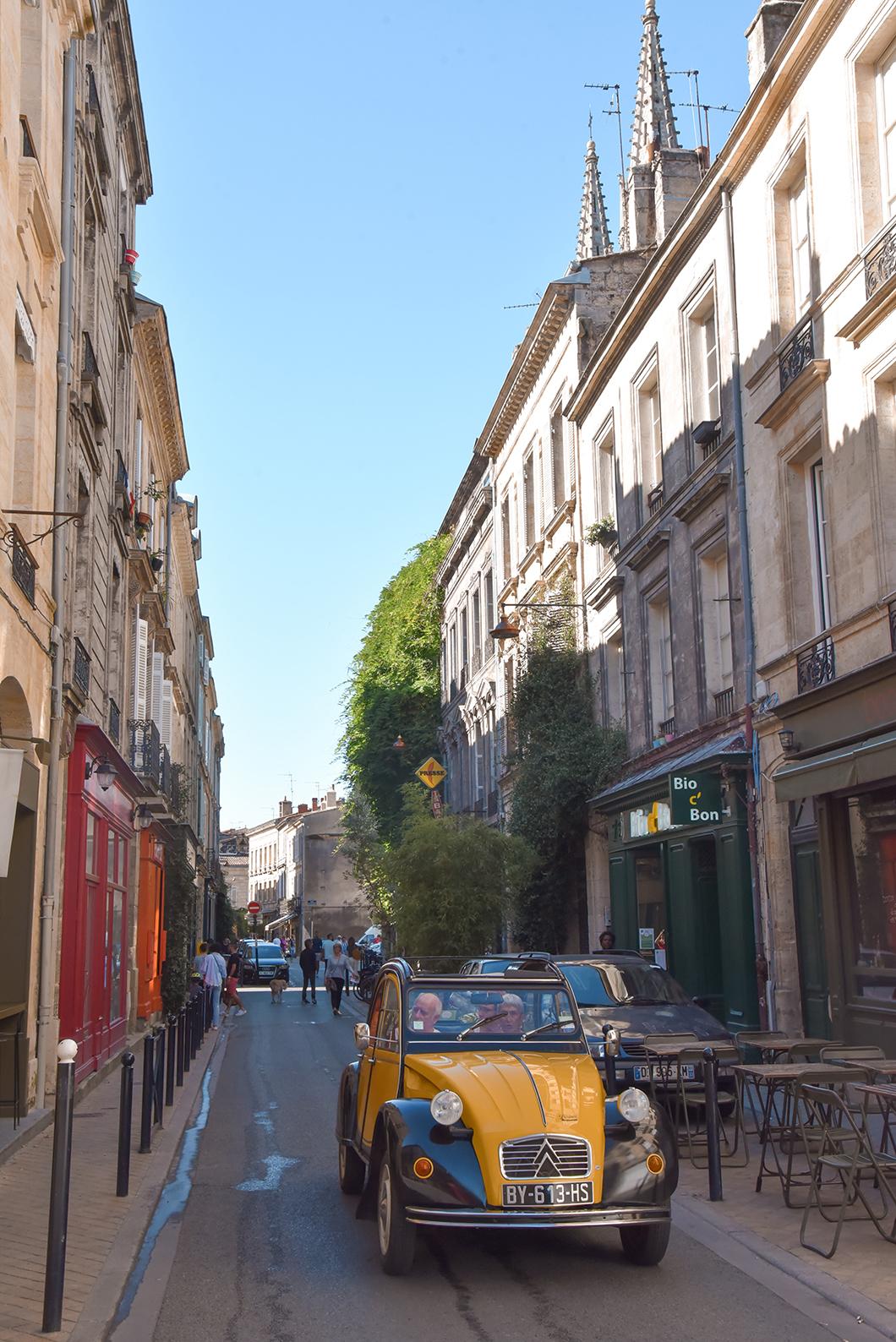 Les meilleurs marchés de Bordeaux