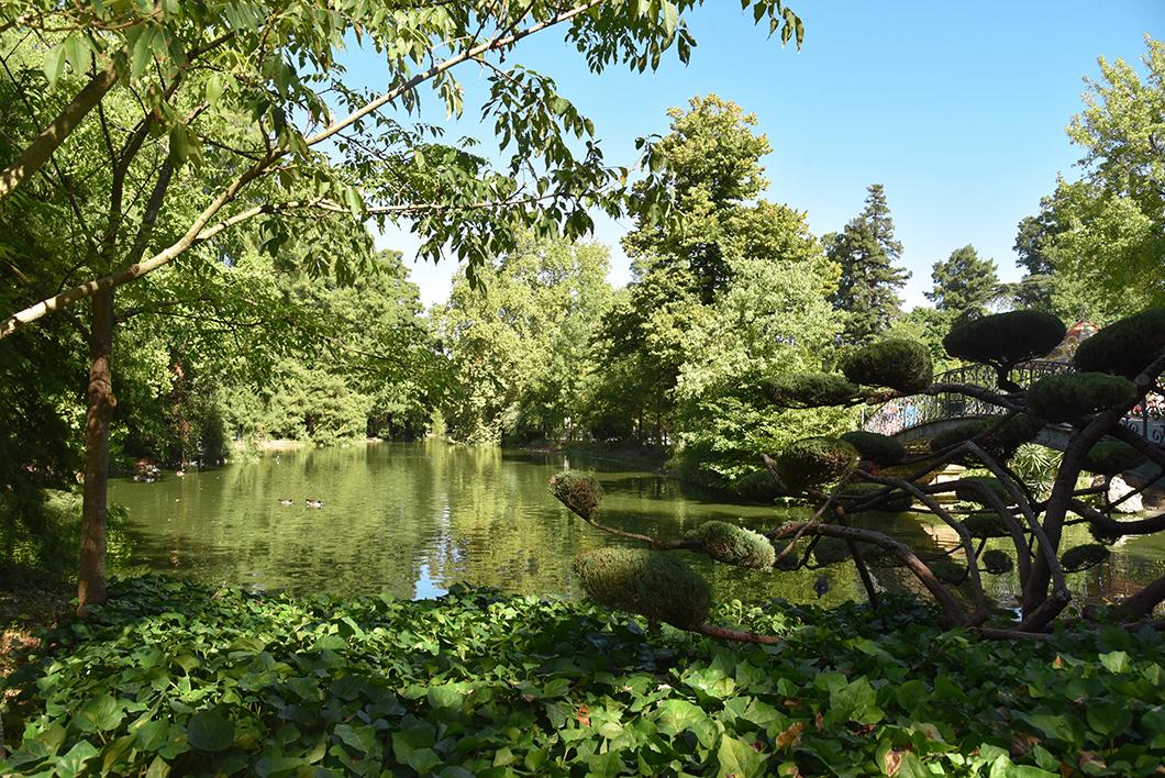 Où se balader dans Bordeaux ? Le Jardin Public