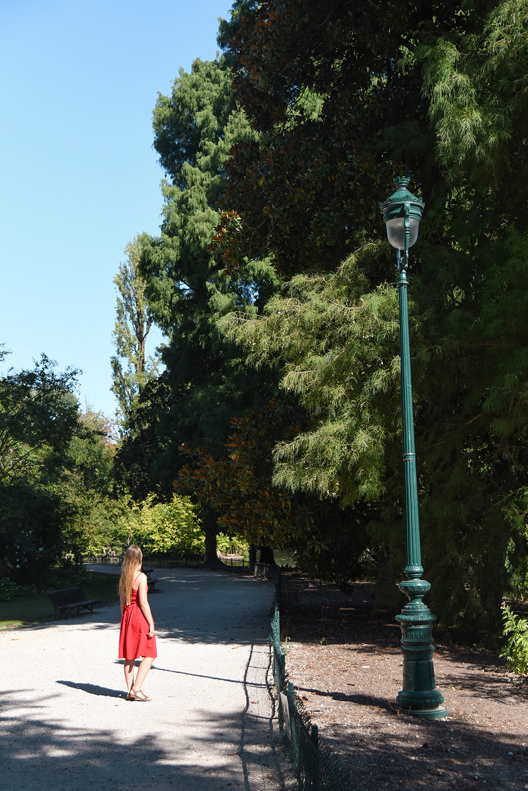Balade au Jardin Public de Bordeaux