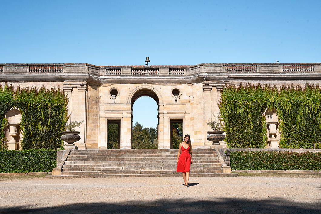 Le Jardin Public, joli parc à Bordeaux