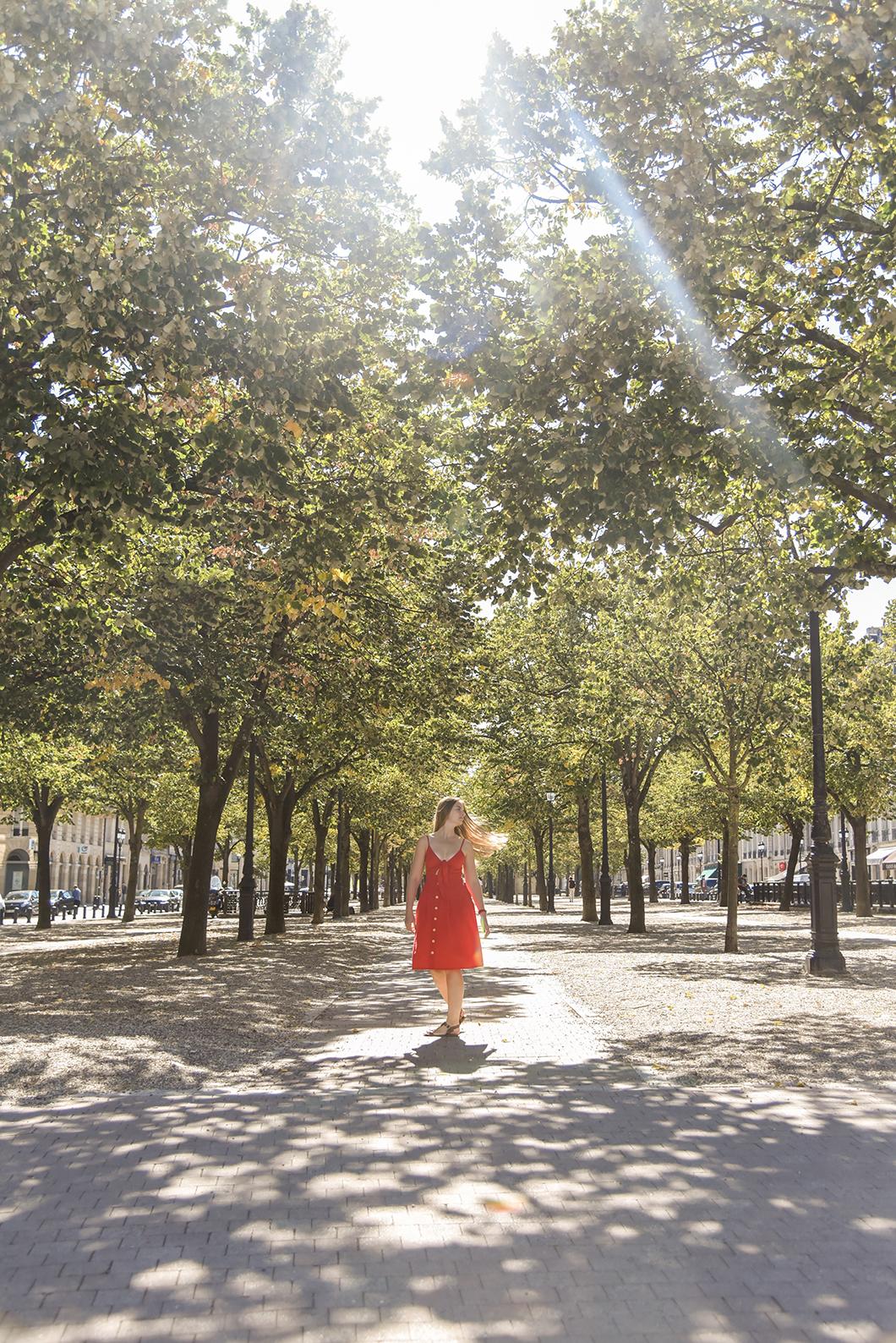 Balade aux Allées de Tourny, incontournable à Bordeaux
