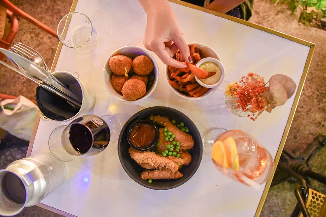 Où manger des tapas à Bordeaux ? Le restaurant bar Frida