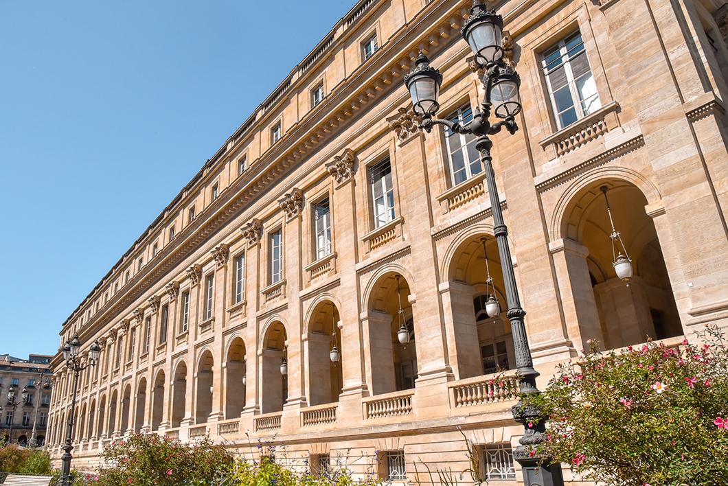 Découverte du centre ville de Bordeaux