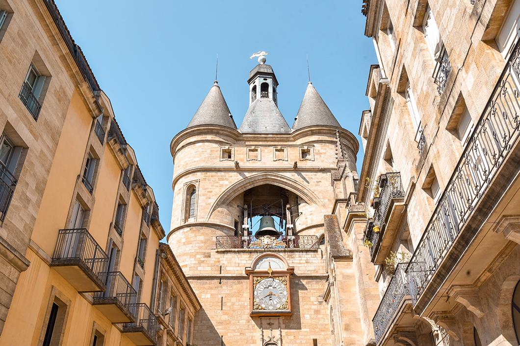 La Grosse Cloche, incontournable à Bordeaux