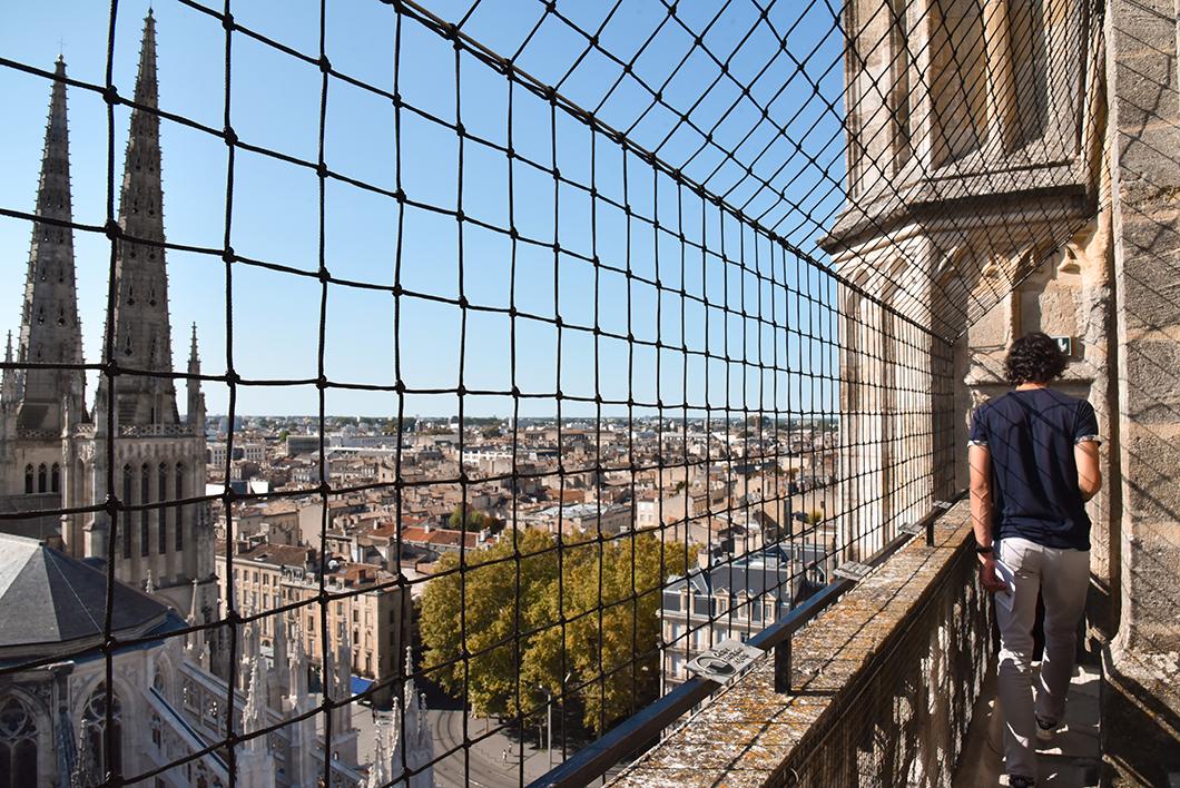 Que visiter à Bordeaux ? La Tour Pey Berland