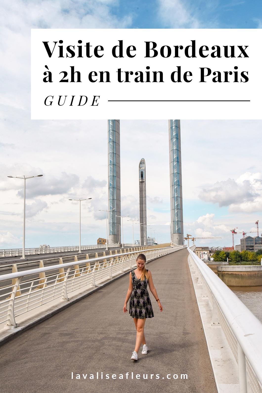 Visite de Bordeaux, guide de nos incontournables
