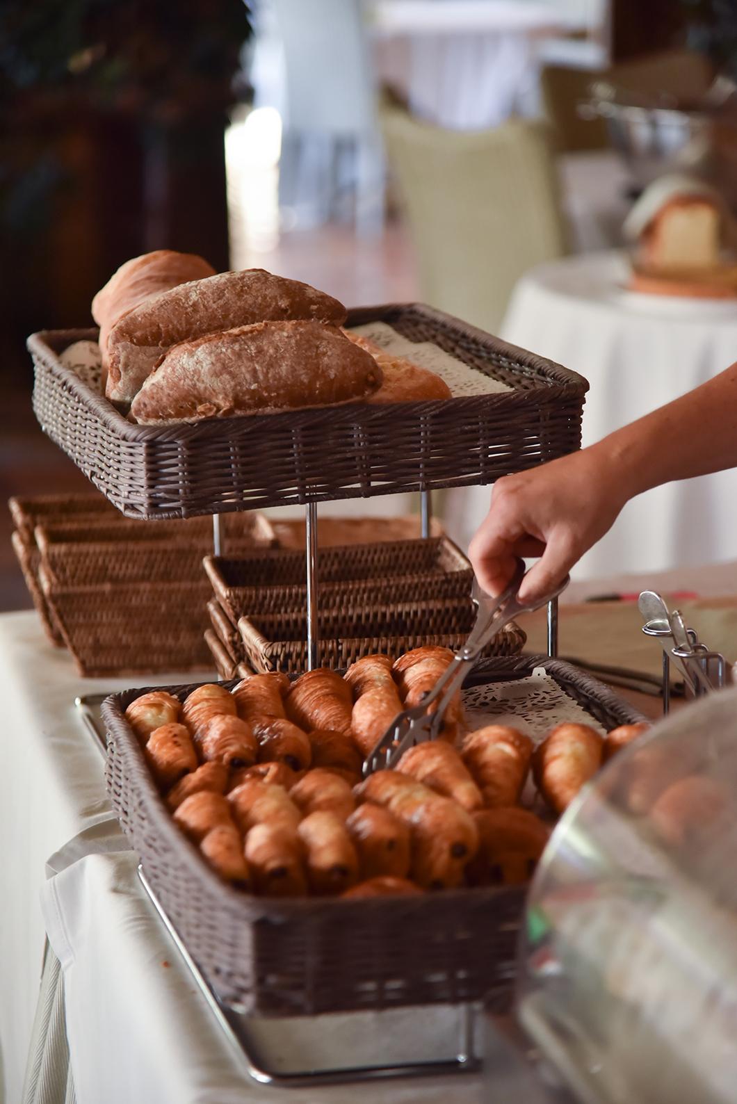 Petit déjeuner de la Bastide du Calalou