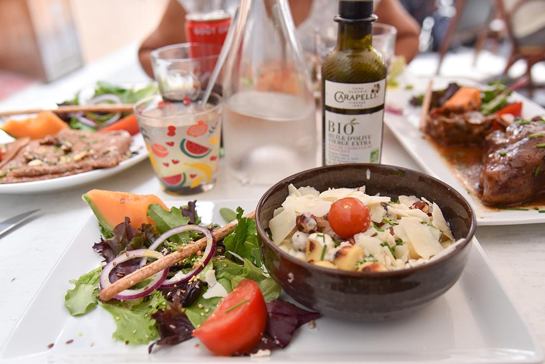 Où manger à Castellane ? Restaurant Côté Fontaine