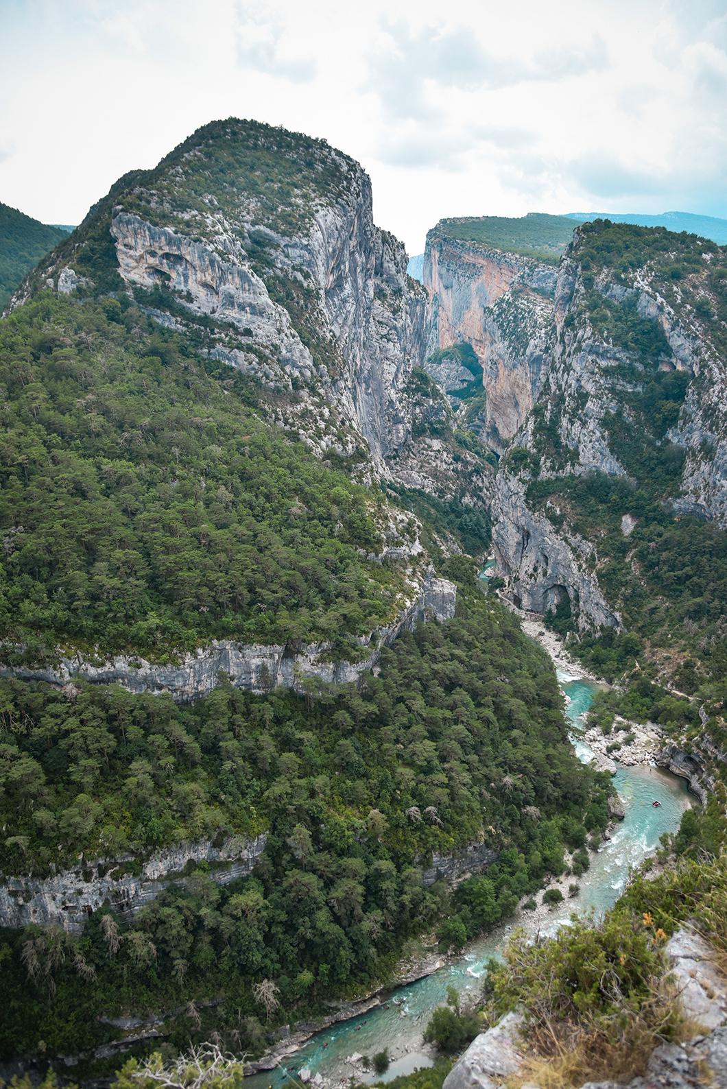 Les Gorges du Verdon, itinéraire et programme de 2-3 jours