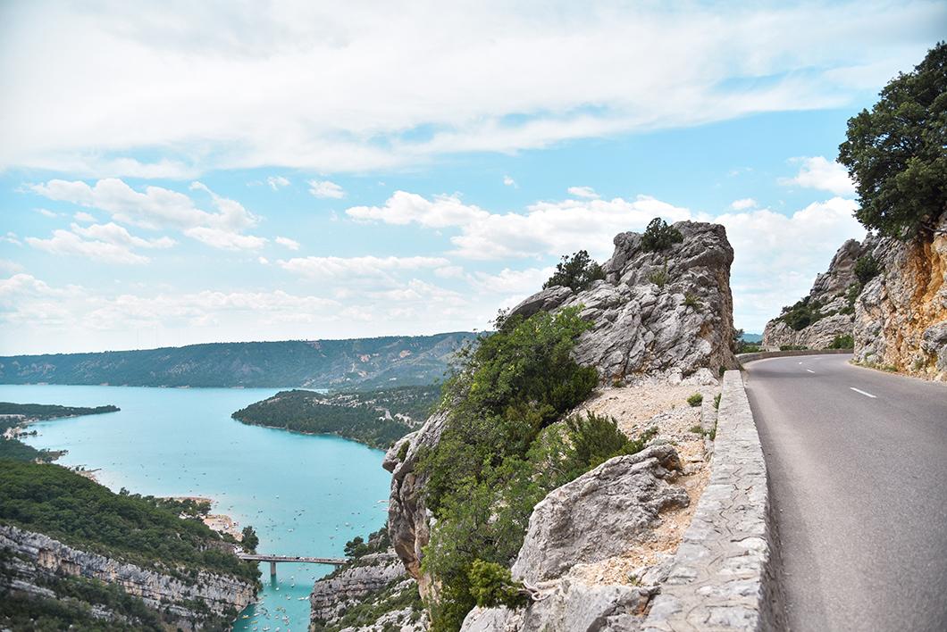 Découvrir le Pont du Galetas dans les Gorges du Verdon