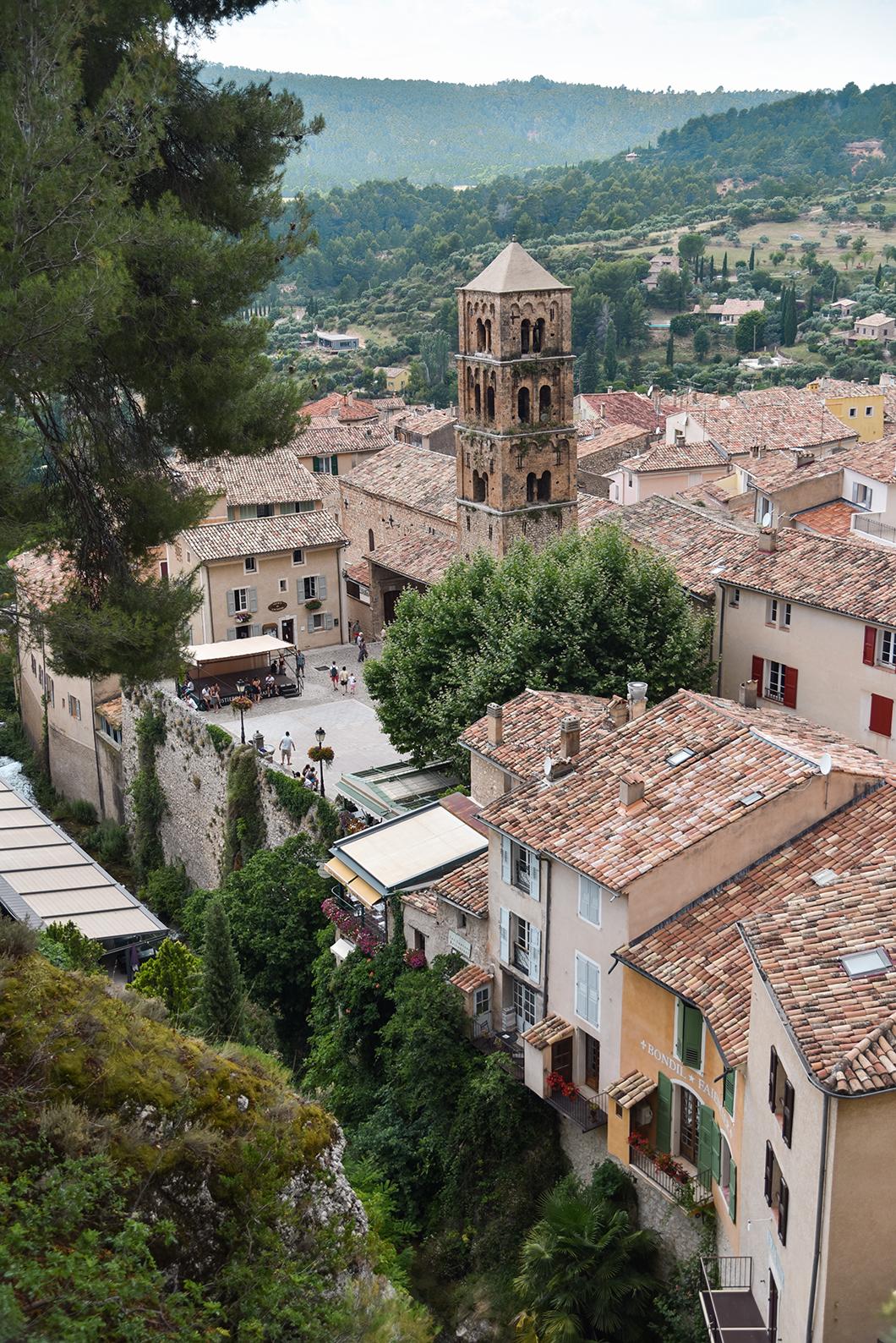 Moustiers-Sainte-Marie, top des visites aux Gorges du Verdon