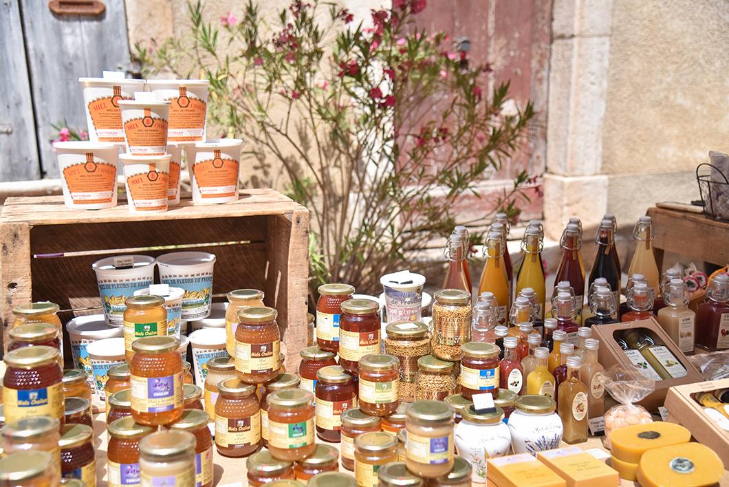 Découverte des marchés provençaux des Gorges du Verdon