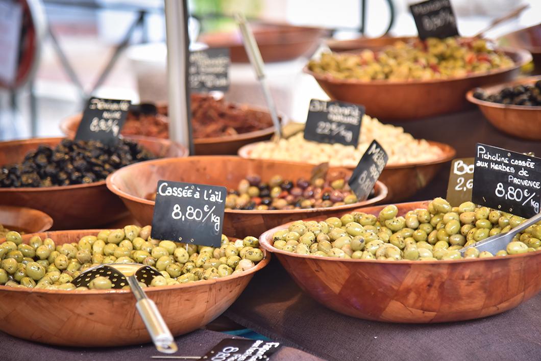 Faire les marchés provençaux, incontournable dans les Gorges du Verdon
