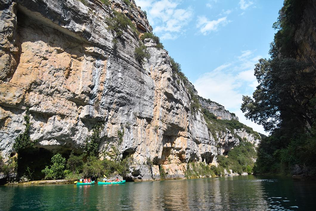 Balade en bateau sans permis dans les Gorges du Verdon avec Evasion Verdon