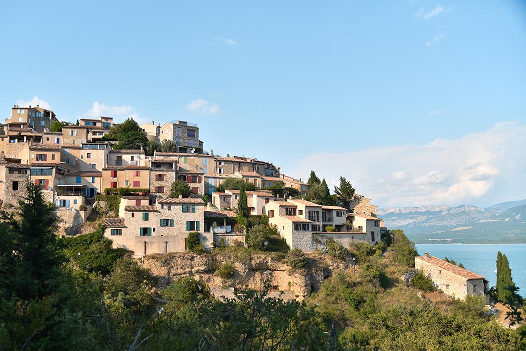 Sainte-Croix-du-Verdon - Top des points de vue dans les Gorges du Verdon
