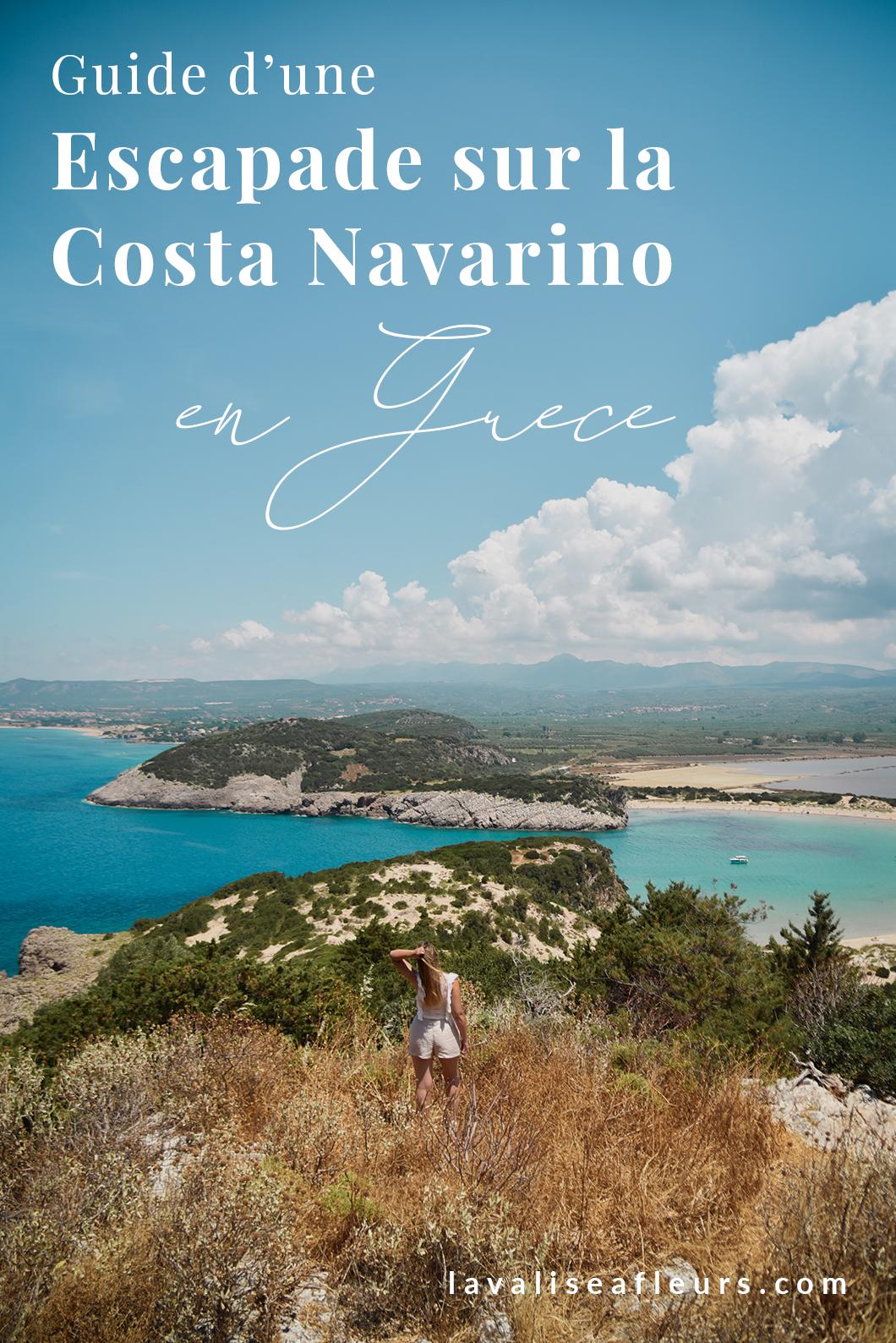 Guide d'une escapade sur la Costa Navarino en Grèce