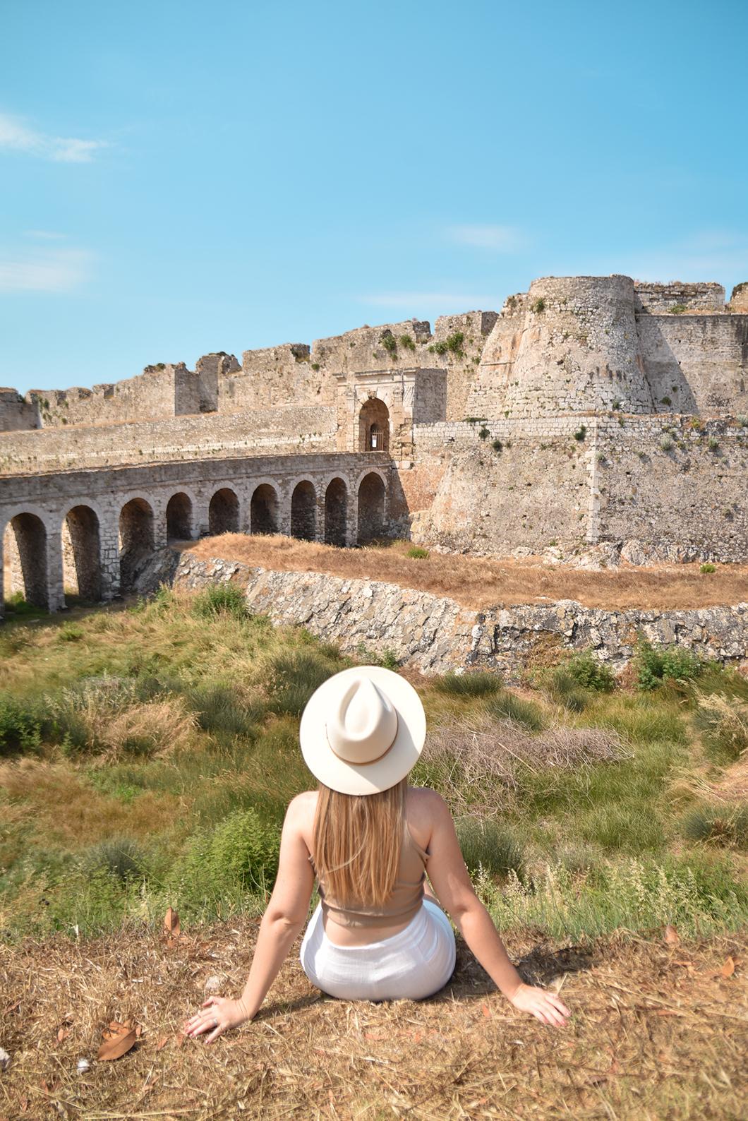 Découvrir le Château de Methoni, incontournable sur la Costa Navarino