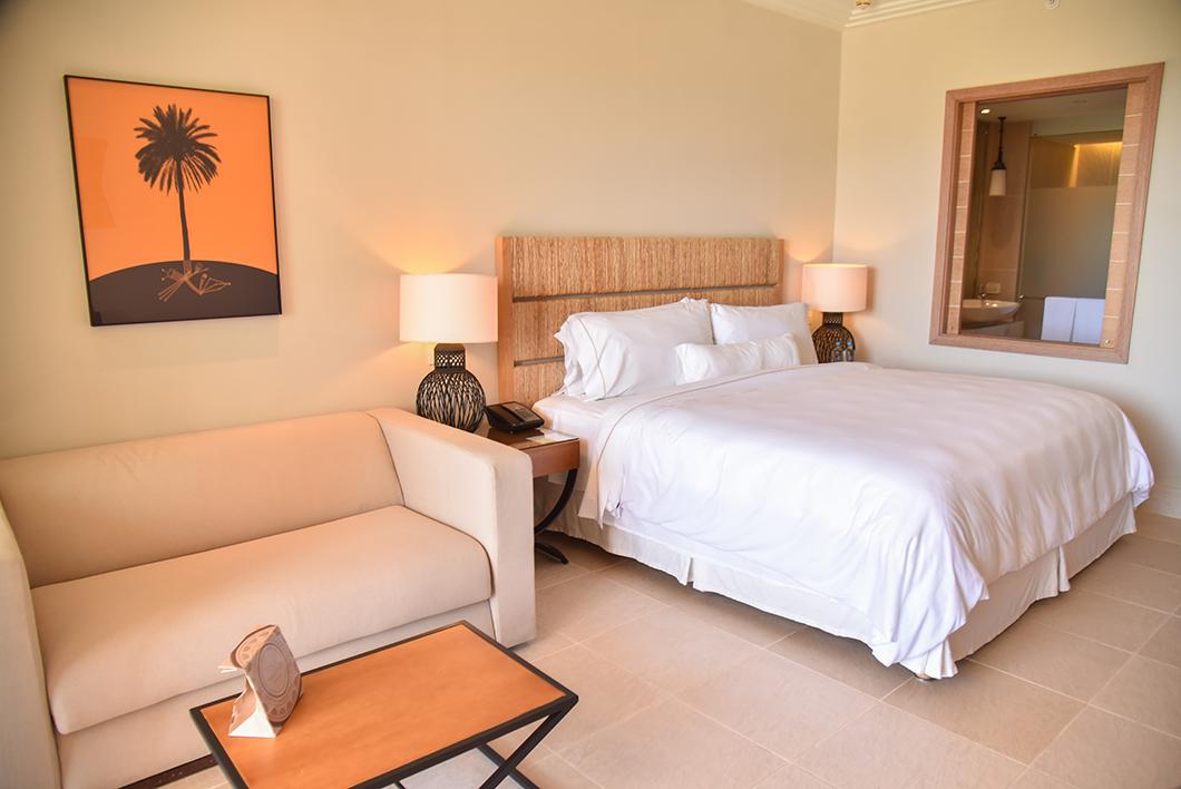 Dormir au Westin Resort, hôtel de luxe sur la Costa Navarino