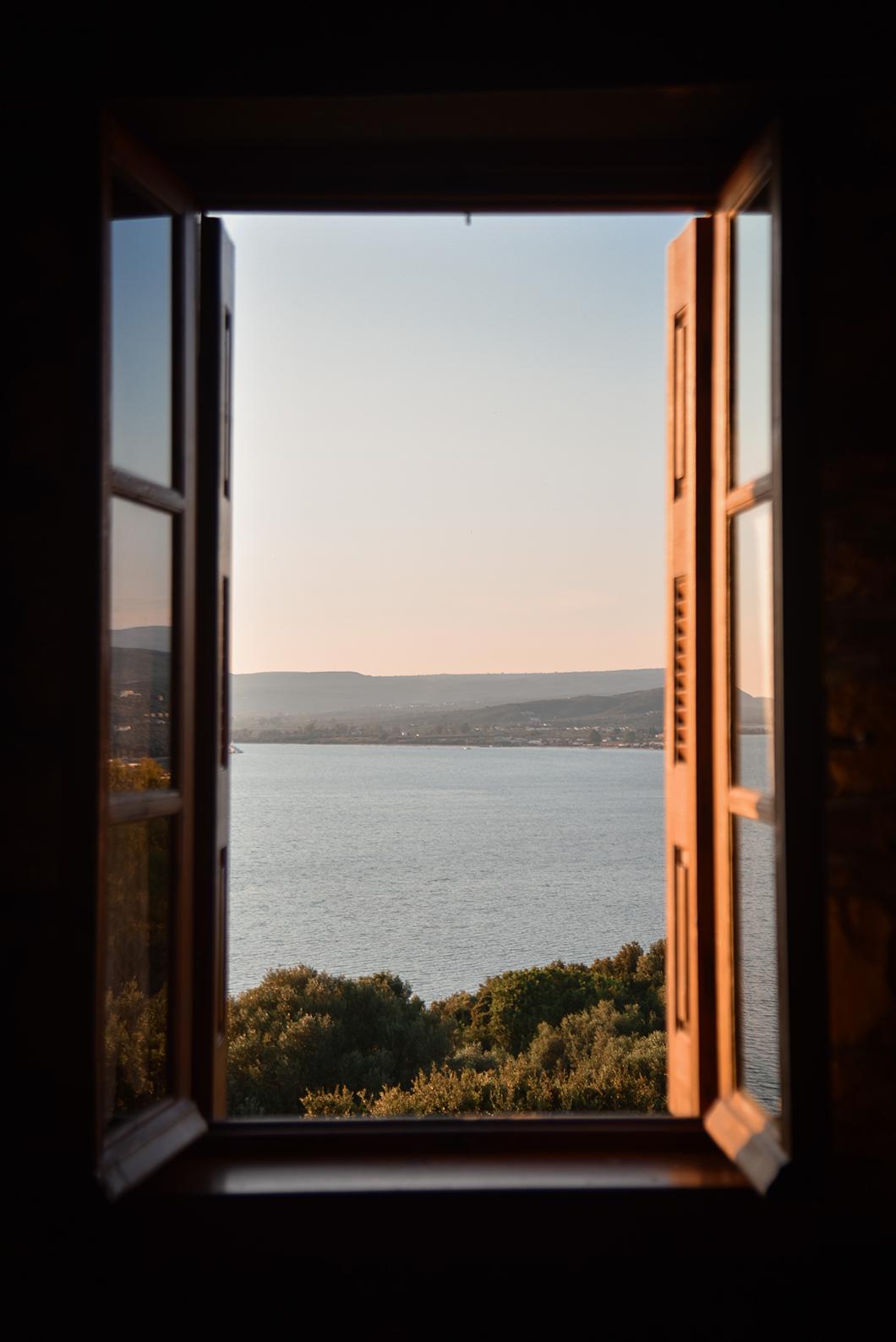 Où admirer le coucher de soleil à Pylos
