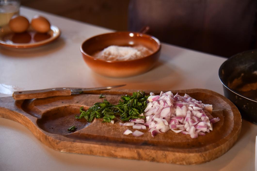 Prendre un cours de cuisine dans une maison traditionnelle de Pylos
